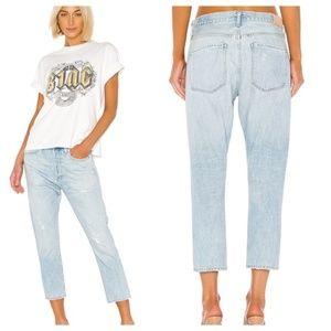 NWOT CoH Corey Crop Slouchy Slim Midrise Jean